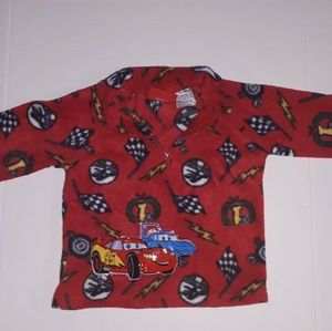 CARS Fleece Pullover Size 3T